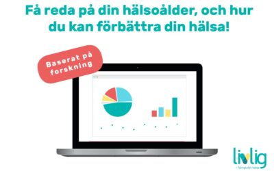 Hälsoålder-test online