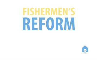 En fiskares reform
