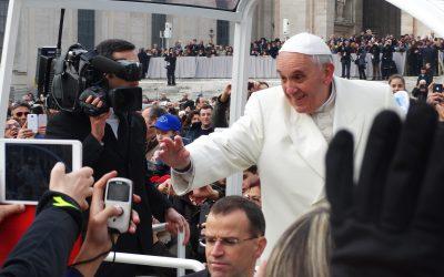 Påven kommer till Sverige för att fira reformations-jubileet