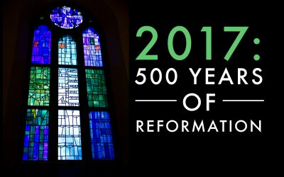 2017: Catholics and Protestants to Commemorate Reformation Anniversary