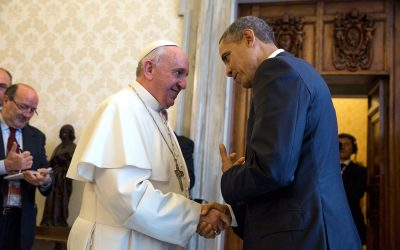 Pope Francis Pleads for Unity in US Congress
