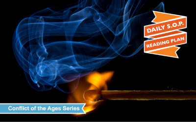 Conflict of the Ages Series – Daily Reading Plan