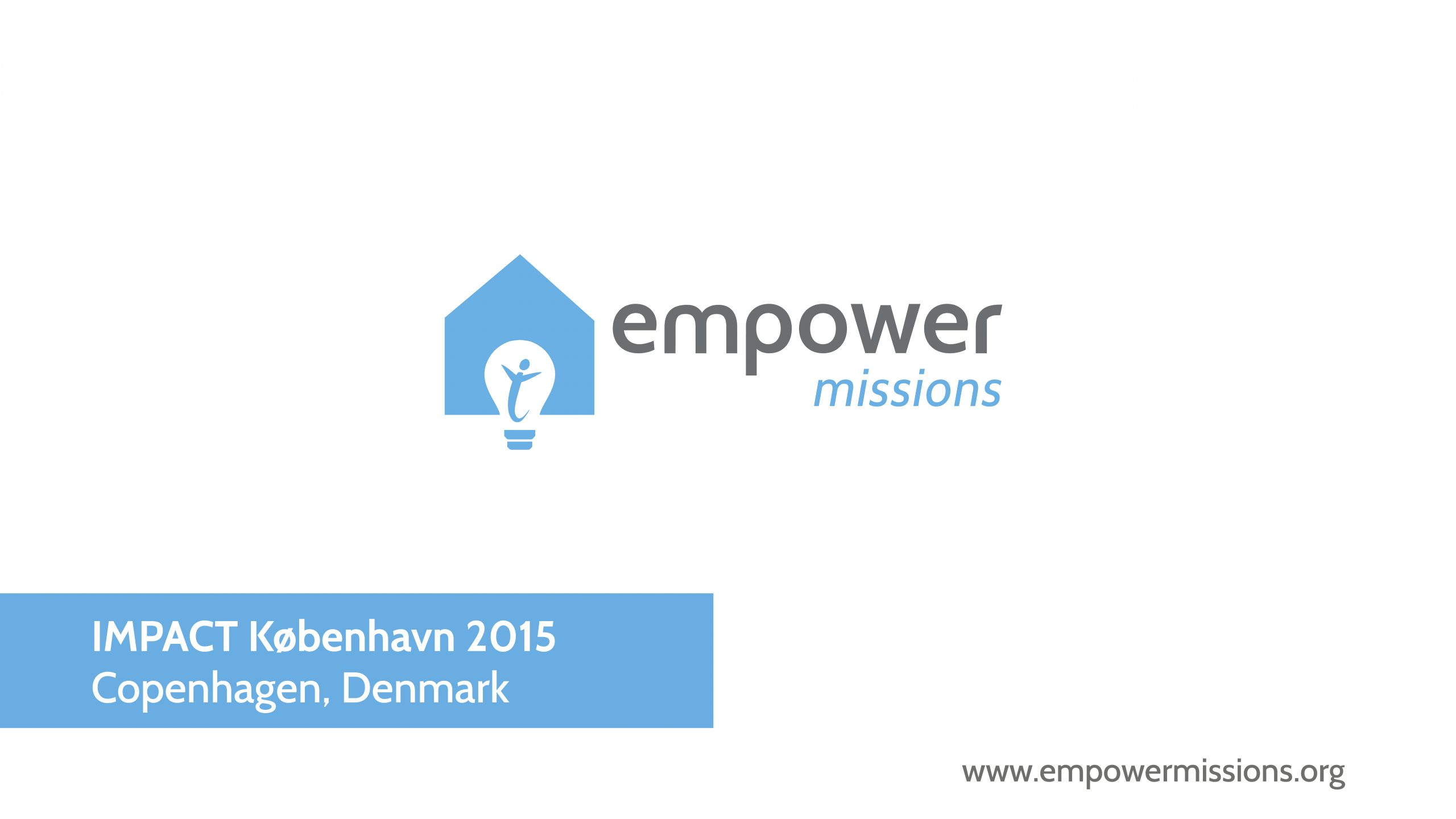 Empower Missions PP, white-blue