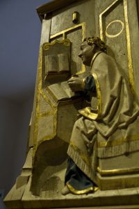Martin Luther's Pulpit