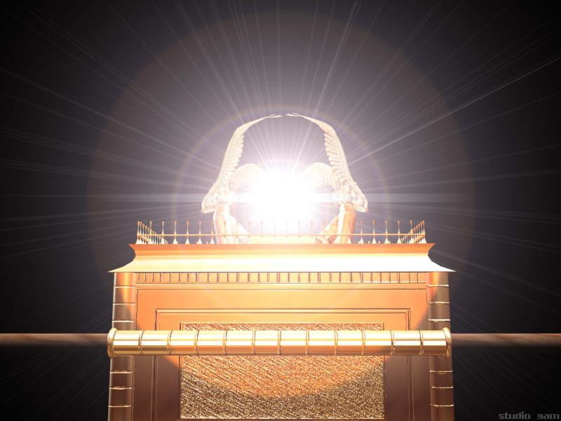 Sanctuary, the ark of the covenant