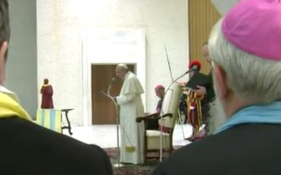 Protestants join Together with the Pope