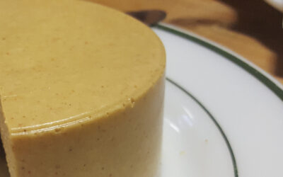 Vegan Cashew Cheese