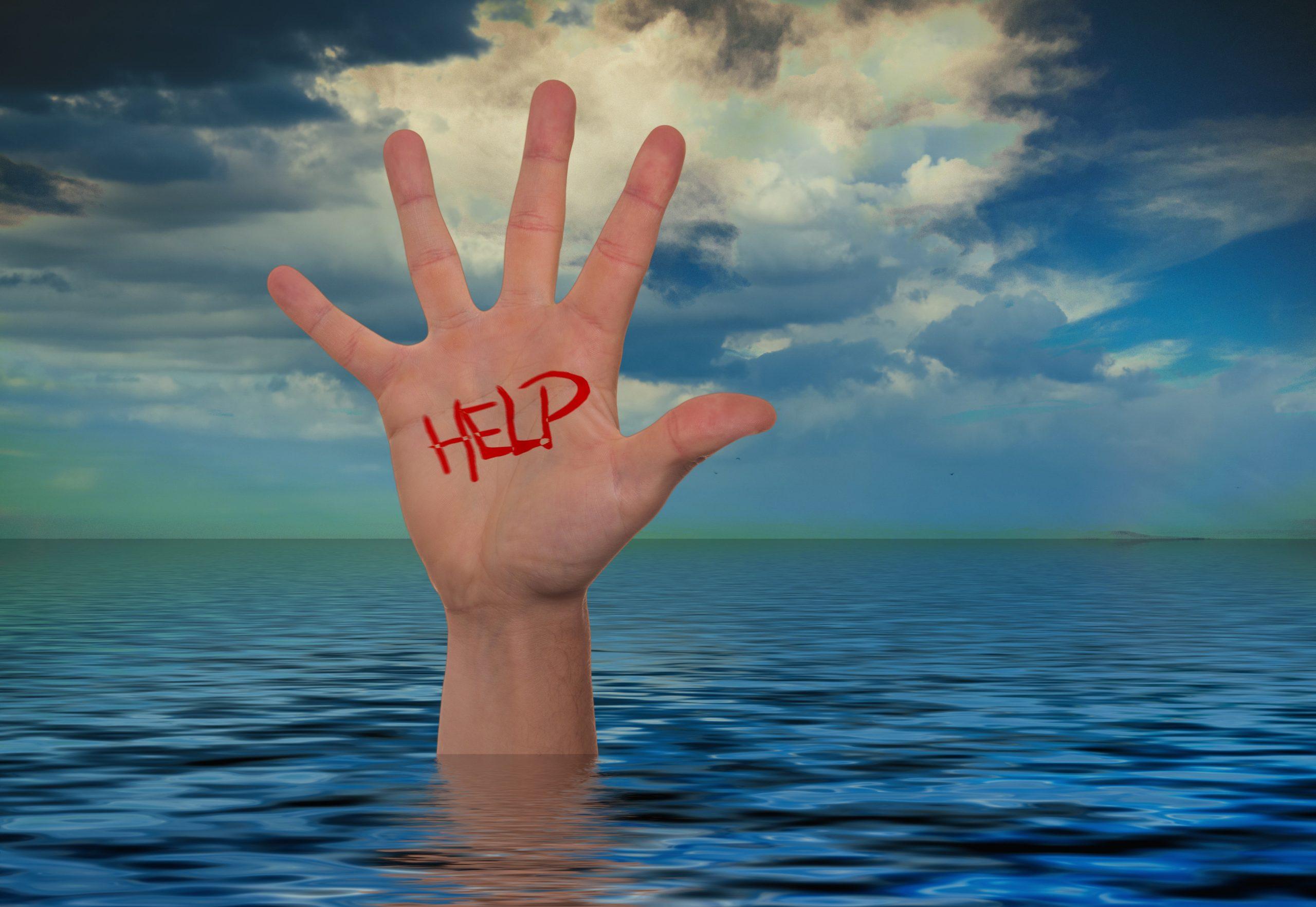 help, hand-792920