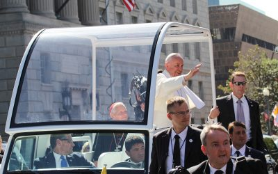 Climate Change and the Sunday Law: Testimony from the Pope's US visit in 2015