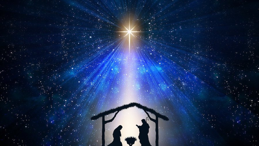 the first coming of Jesus
