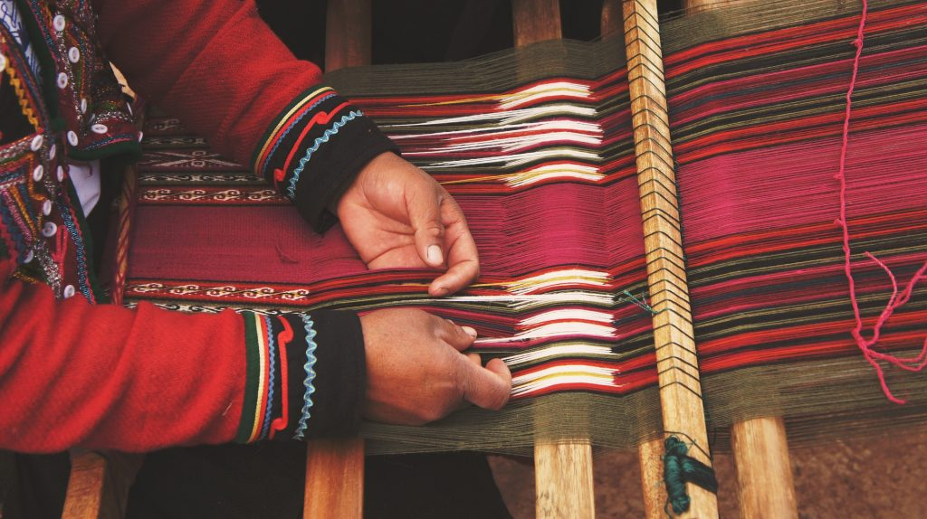 """Life is but a Weaving"""" (the Tapestry Poem)"""