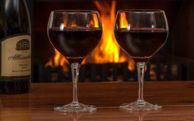Alkohol med måtta för hälsan?