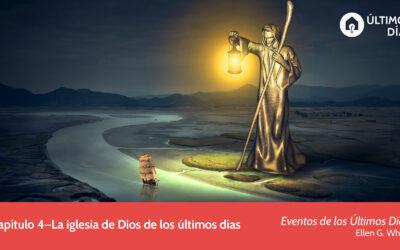 4. La iglesia de Dios de los últimos días