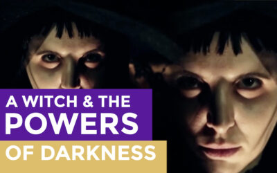 A Witch and the Powers of Darkness