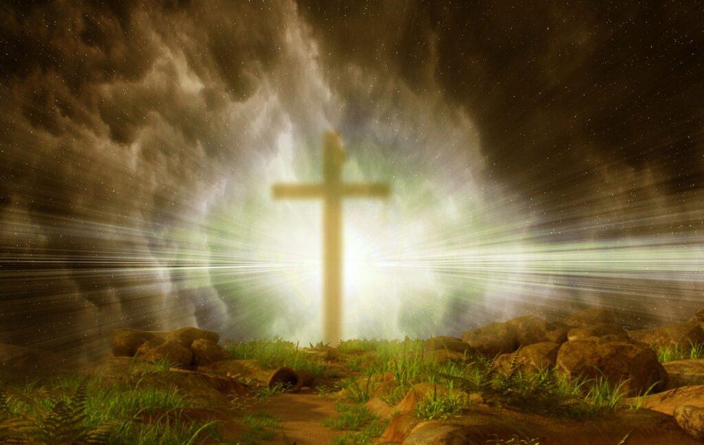 los diez mandamientos cristo la cruz